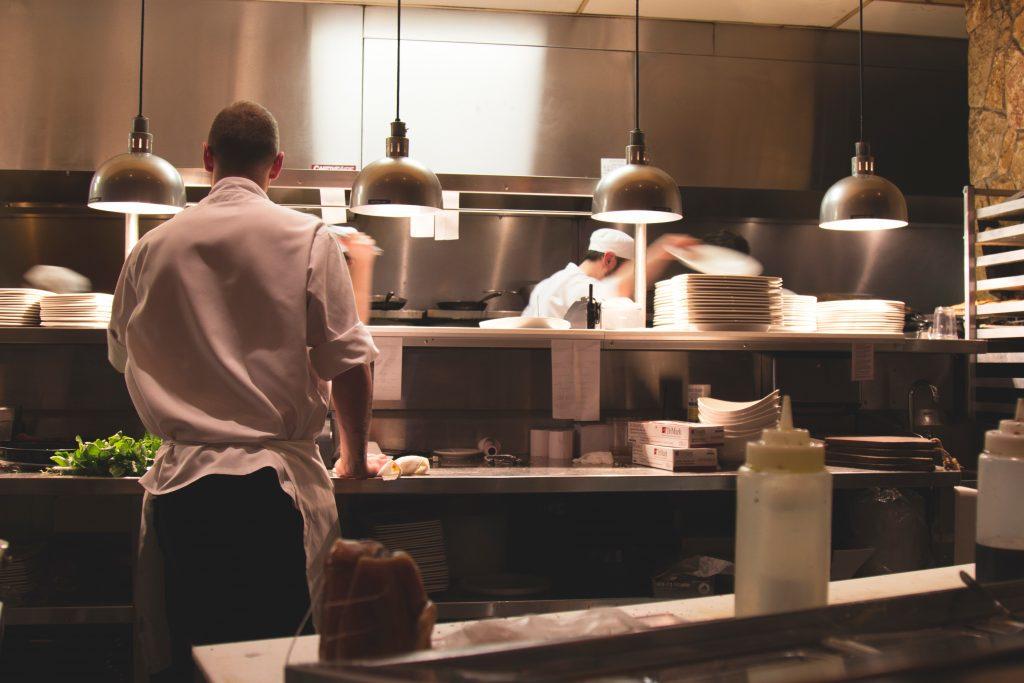 Commercial Kitchen Ventilation Regulations